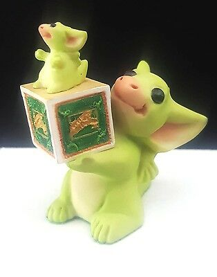 "Pocket Dragons ""Pocket Dragon Collector"" by Real Musgrave 2002 Mint Cond. No Box"