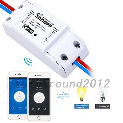 Hot Home WIFI Wireless Remote Control Switch Socket Timer for Android/IOS