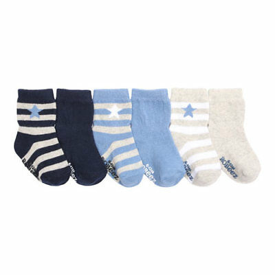 Infant Boys' Robeez Rugby Star (12 Pairs)