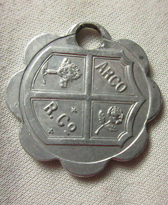 Rosenbaum Brothers Department Store ~ Pittsburgh Pa ~ Charge Coin Tag Fob Plate