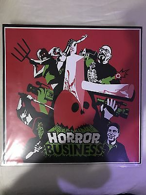Steve Moore - Horror Business - Vinyl - Death Waltz