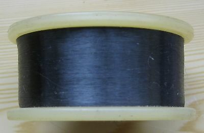 "Tungsten / wolfram wire 0.0355 mm (0.0014"") * 10m (32'), 99.95% Pure."