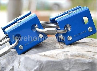 Rock Climbing Rope Anchor Mountaineering Abseiling Outdoor Caving Equipment