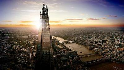 Two *anytime* tickets for The Shard - View from the Shard (London)
