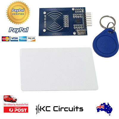 RC522 RFID Card Reader Module For Arduino
