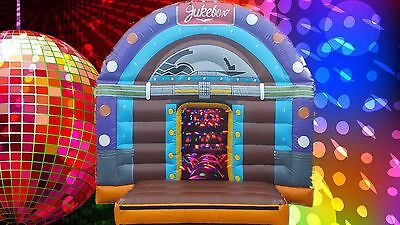 Commercial Disco Dome Bouncy Castle For Sale