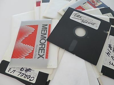 """24  x  5 1/4"""" Double Density Disk's (360 &1.2MB)"""