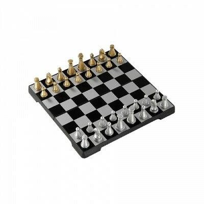 Travel chess 16 x 16 cm - magnetic Tokens