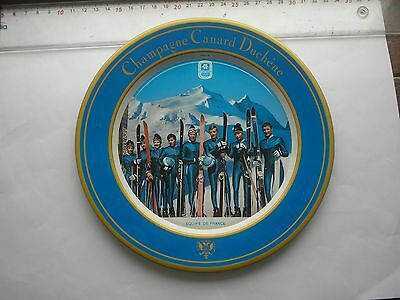 assiette GRENOBLE 1968 JEUX OLYMPIQUES GAMES OLYMPIADE FRANCE KILLY