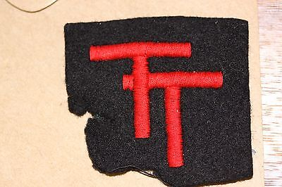Ww2 British Army 50Th Northumbria Tyne And Tees Division Patch