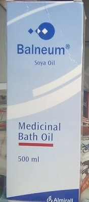 Brand New In Box Balneum Bath Oil 500ml
