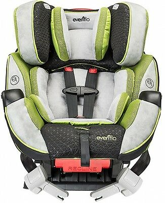 Evenflo Symphony Elite All-in-1 Convertible Car Seat, Porter