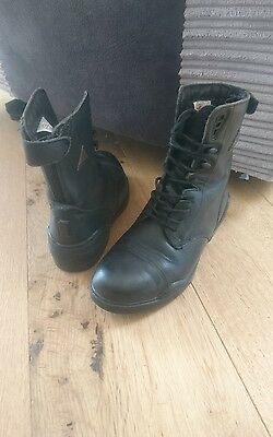 Mountain horse paddock boots 3.5