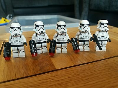 lego star wars figures storm troopers