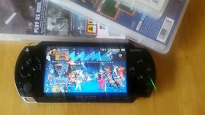 SONY PSP 2000 SLIM Console -- 1000s of games