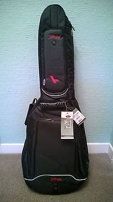 NEW Stagg Superior Heavy Duty DOUBLE Guitar Gig Bag  BNWT