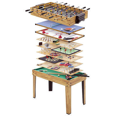 34 - in - 1 games table