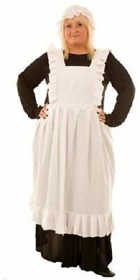Victorian/Wartime/Upstairs Downstairs MRS BRIDGES Fancy Dress-All Sizes