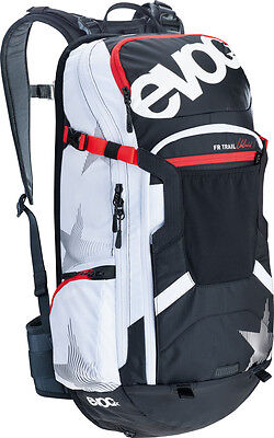 EVOC FR Trail Unlimited, black/white, 20L statt VK 190.- nur 161,50 Euro