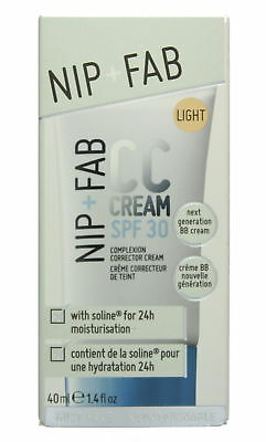 Nip and Fab CC Cream SPF30 40ml