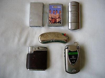 Vintage Lighters +