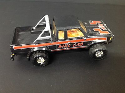 Scalextric C343 Datsun 4x4 King Cab Truck Rare 1984 Vintage Slot Car 1:32 Great!