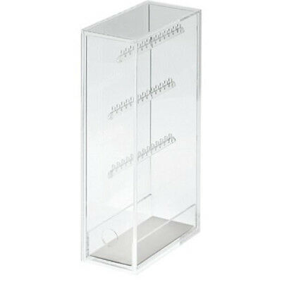 New Muji Acrylic Case for Necklace Earring Stand Holder Display Japan