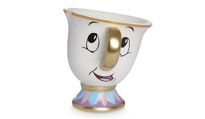 Beauty & the Beast Disney Chip Mug, Primark Rare Collectable, NEW Boxed