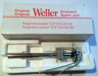 Weller 51020199 Soldering Iron Switch Assembly for use with TCP Soldering Iron