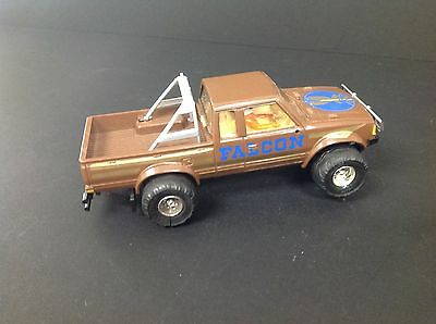 Scalextric C344 Datsun 4x4 Falcon Truck Rare 1984 Vintage Slot Car 1:32 Good