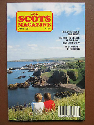 SCOTS MAGAZINE June 1997 - Campsies - Bo'ness Fair - Royal Highland Show
