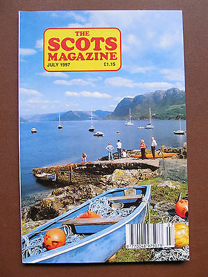 SCOTS MAGAZINE July 1997 - North Skye, Cromarty Rose, Royal College of Surgeons