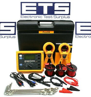 Fluke 1625 Advanced Earth Ground Tester GEO