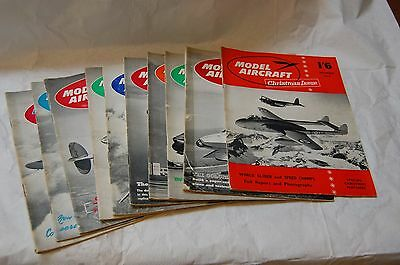 Model Aircraft Magazine 1956