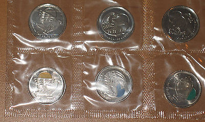 Canada - 2011 - Our Legendary Nature / Canada Parks Coin Set - UNC - Sealed