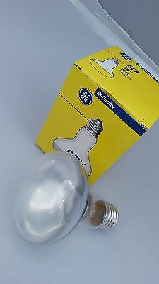 10 x GE Light Diffused White R80 60W E27 ES Dimmable Reflector Lamp Bulb 240V UK
