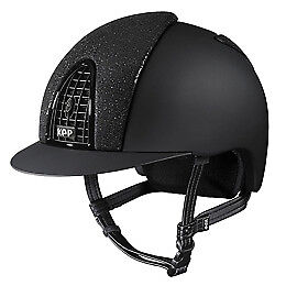 New Horse Riding Protective Helmet KEP Cromo T Glitter Helmet Horse Riding Gear