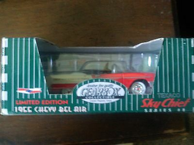 Gearbox Collectible Limited Edition 1955 Chevy Bel Air Texaco Skychief #8