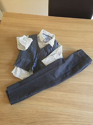 Wedding/christen Suit and Trousers 5years (1)