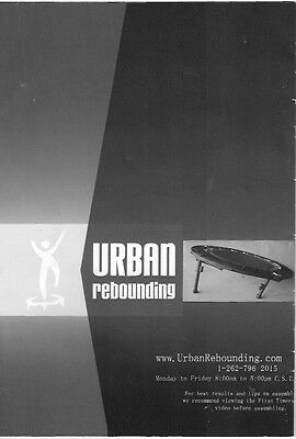 Rebounding Excercise Machine