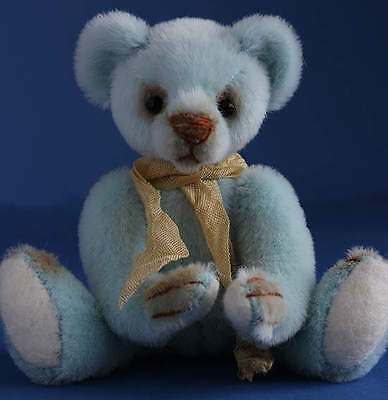 Franklin..OOAK miniature 4.5 inch artist bear by Laurie Lou Bears