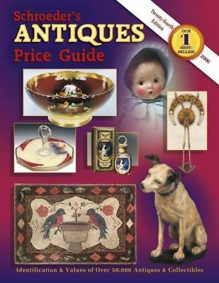 Schroeders Antiques Price Guide-ExLibrary