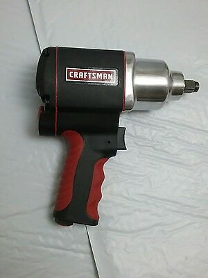 "CRAFTSMAN 1/2"" IMPACT WRENCH 875.168820 New No Box"