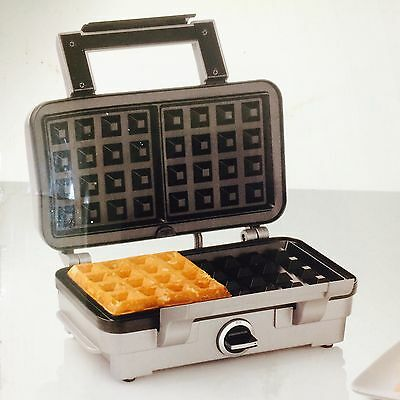 Cuisinart Fresh Waffle Maker 1000W Good Condition