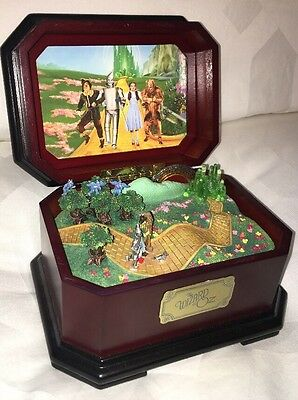 The Wizard Of Oz - Follow The Yellow Brick Road - Music Box - Ardleigh Elliot