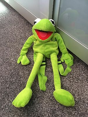 kermit the Frog Backpack VGC