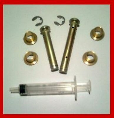 Nissan Patrol Safari GQ GR Y60 260 Ford Maverick Door Hinge Bush Pin Repair Kit