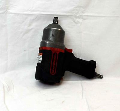 """GearWrench 88150 1/2"""" Drive Premium Air Impact Wrench Used 4139"""
