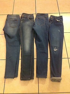womens jeans and shorts bundle size 14