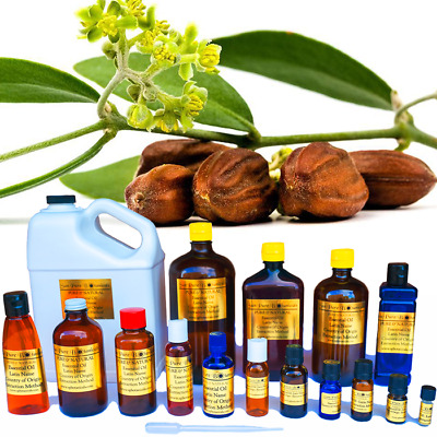 Jojoba Oil - Organic - 100% Pure - Multiple Sizes from 3ml to 1 Gallon